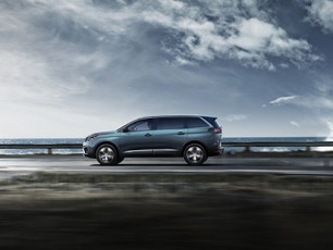 ِAll-NEW PEUGEOT 5008 SUV